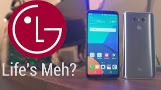 LG G6 // 60 Days Later Real World Review!