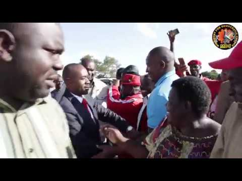 MDC Alliance powered crowd   Maboleni Business Centre, Vungu