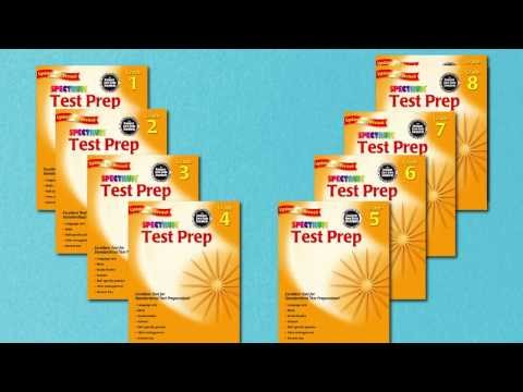 spectrum-test-prep-workbooks