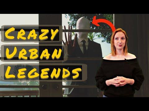 CRAZY Urban Legends