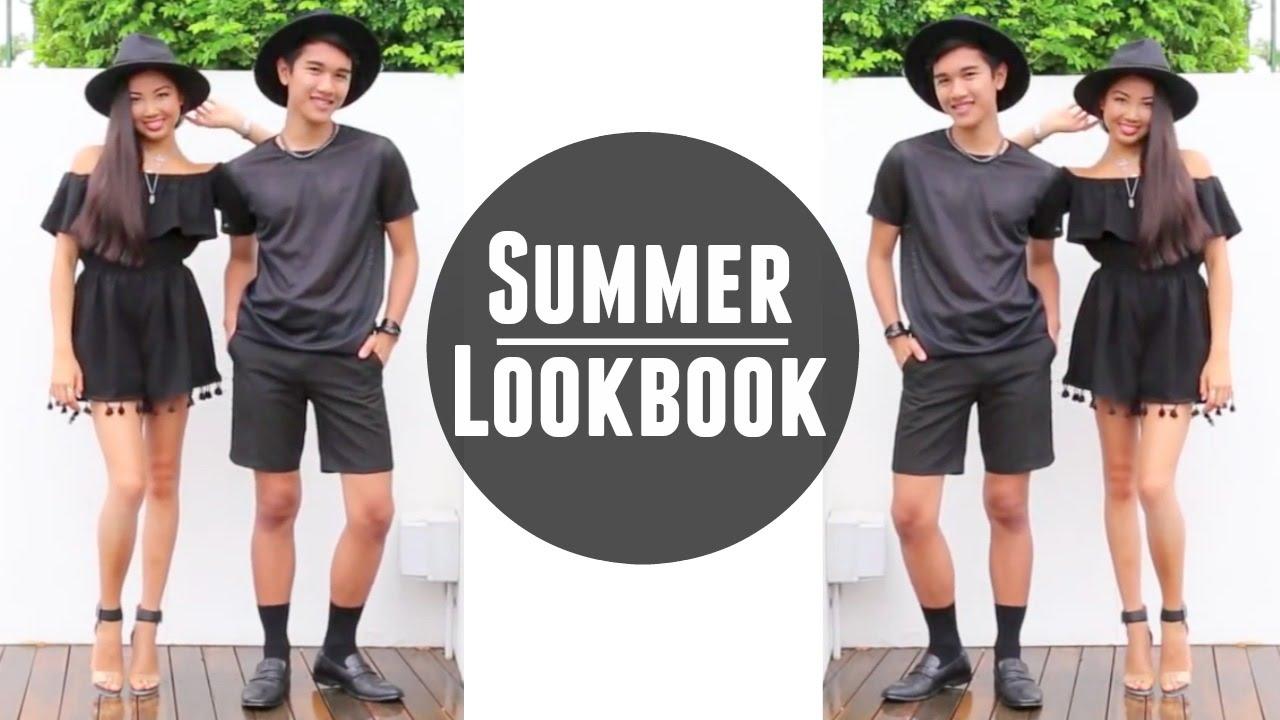 e831ae211f92 Summer Lookbook 2015    Women s and Men s Fashion - YouTube