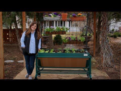 LGarden Original Raised Bed Planter + Giveaway! 😃🌿// Garden Answer