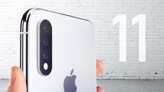 Así sería el iPhone 11