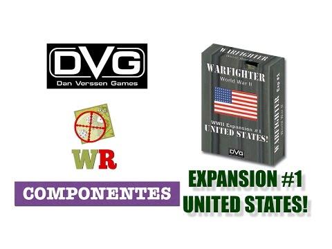 170.2.- Warfighter WW2. Expansion #1: United States! (DVG)
