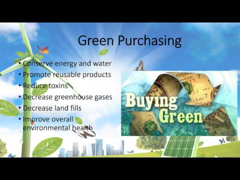 Green Technology Presentation voice