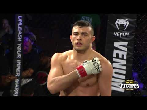 Nick Newell is Back With a Vengeance At LFA 35 ~~~