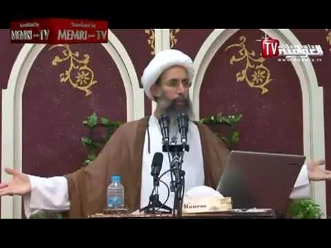 Saudi Ayatollah Shiekh Nimr Al-Nimr Dares Saudi Regime