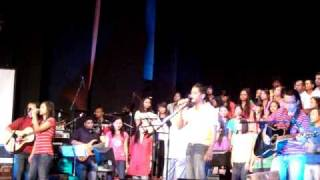 NON-DENOMINATION CHRISTIAN YOUTH MUSIC CONCERT