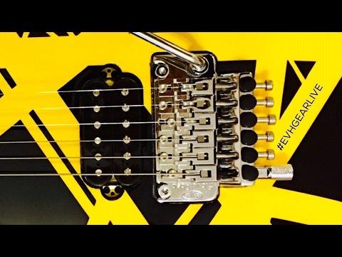 Talking #EVHGEAR guitars LIVE ON AIR! #wolfgangwednesday! 2/8/17 @evhgearlive