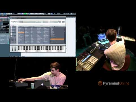 Producing Deep House Music with Stimming - Workshop | Pyramind Elite Sessions
