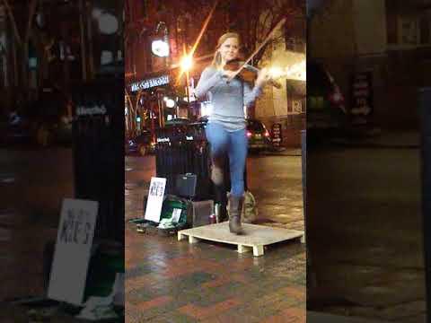 Hillary Klug buck dancing/ 🎻/singing! - YouTube Hillary Klug