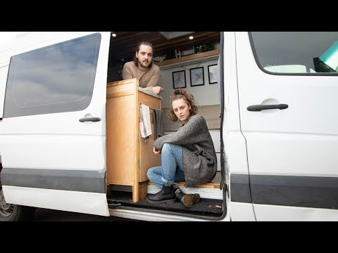 Q&A about real sh*t: van life is expensive & more