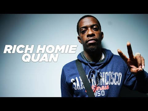 Rich Homie Quan Talks 'Get Money' Situation + 'Back to the Basics' Project