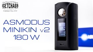 ASMODUS MINIKIN V2 REVIEW - 180W