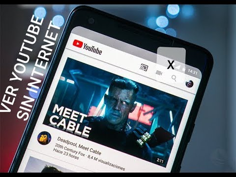 Ver Youtube Sin Internet