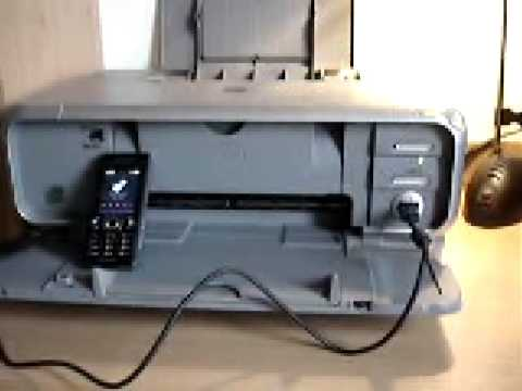 Hp photosmart c5250 all in one