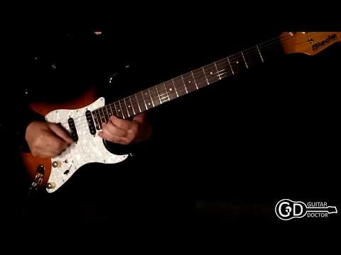 Gary Levinson`s Blade Texas DeLuxe Stratocaster repair, maintenance, adjustment, test.