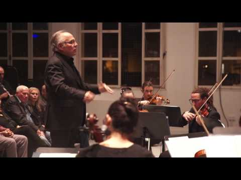 Yossi Nitzani with the Israel Chamber Orchestra