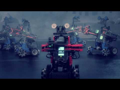 Robot Dance Thriller
