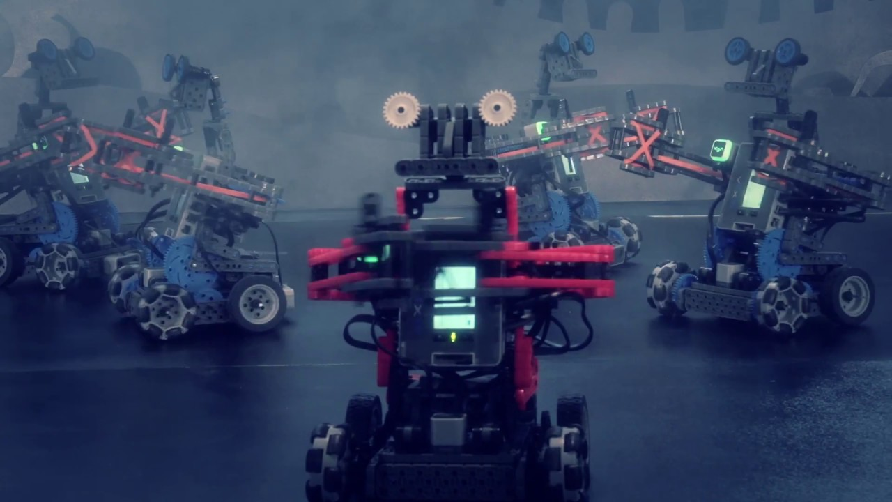 Robot Dance Thriller Youtube