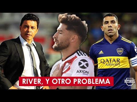 QUIERE VENIR DE LA MLS A BOCA JUNIORS ! + LA PATERNIDAD DE BOCA JUNIORS SOBRE RIVER PLATE from YouTube · Duration:  4 minutes 43 seconds