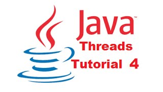 Java Threads Tutorial 4 -  Java Thread.join() Method and Synchronized Method