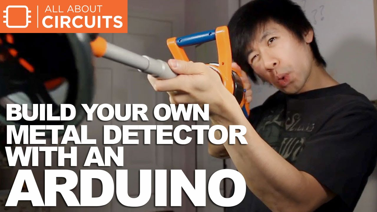 Build Your Own Metal Detector with an Arduino