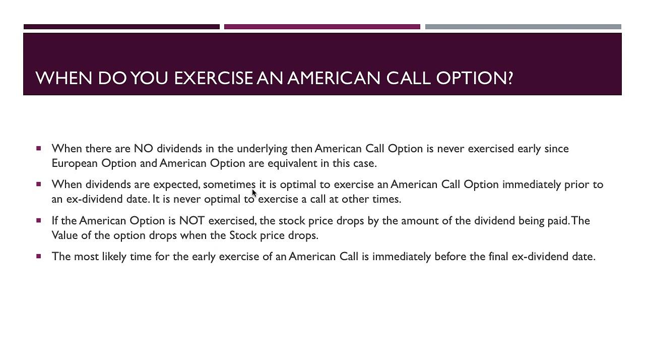 binäre optionen helfer call option exercise date