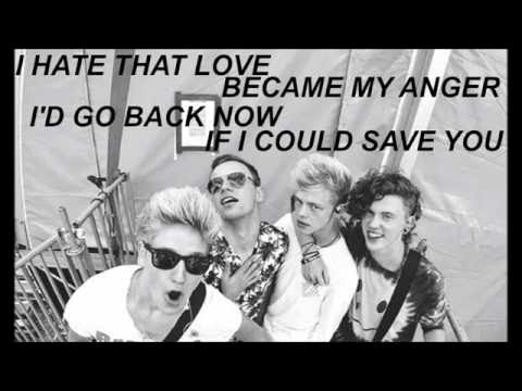 The Tide - Put The Cuffs On Me (Lyrics)