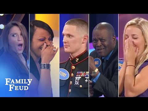 Thumbnail: TOP 5 EPIC BUZZER BREAKDOWNS!! | Family Feud