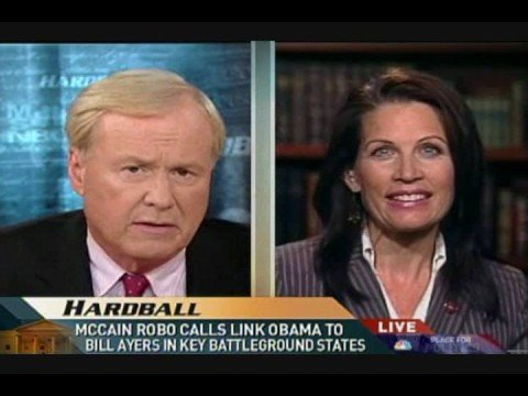 Bachmann Wants McCarthy-Like Witch Hunt For Anti-Americans