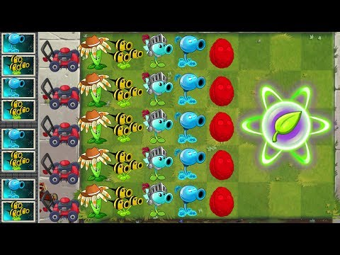 Plants vs Zombies 2 Modern Day - Highway to the Danger Room: Level 68-70