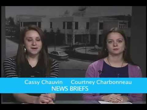 News Briefs Fall 2013 Cassy Chauvin and Courtney Charbonneau