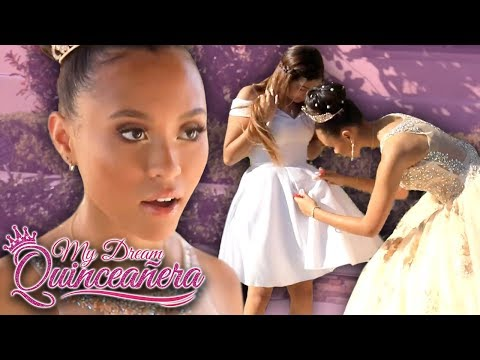 Why Is This Happening?! | My Dream Quinceañera - Honey EP 6
