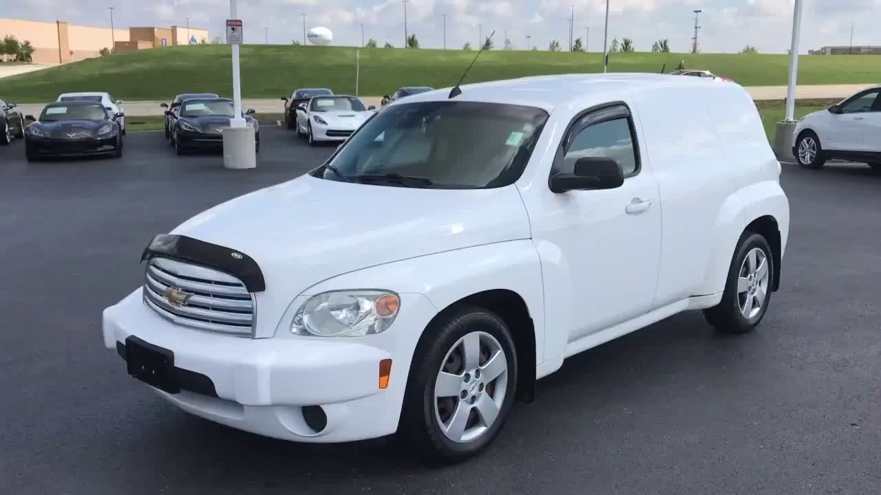2011 Chevy Hhr Panel Van For Sale Video Ron Westphal Chevy Aurora