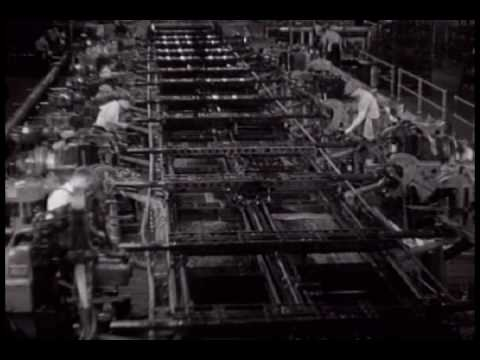 Master Hands - Chevrolet Manufacturing (1936)