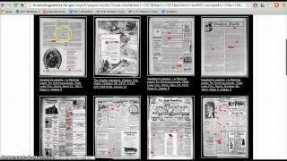 How to Use Digital Newspaper Archives