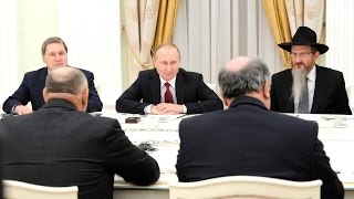 видео Вячеслав Кантор и Владимир Путин
