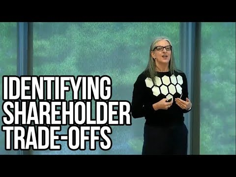 Identifying Shareholder Trade-Offs | Sarah Kaplan