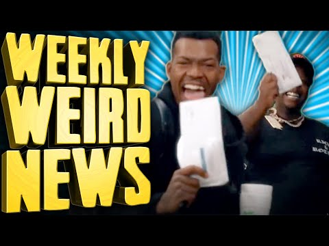 If You're Gonna Commit Insurance Fraud, Don't Make A Music Video About It - Weekly Weird News