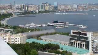 в Азербайджане....4-ое видео. прогулка по Баку.........(, 2013-09-07T08:23:39.000Z)