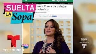 Cristina Eustace habla de la muerte de Jenni Rivera   Suelta La Sopa   Entretenimiento