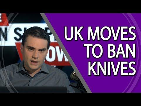 UK Moves To Ban Knives