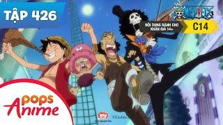One Piece Tập 426 - Tập Đặc Biệt Trước Phim Điện Ảnh. Tham Vọng Của Sư Tử Vàng Shiki - Đảo Hải Tặc