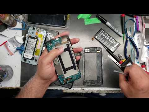 LG X POWER 2 BATTERY REPLACEMENT EASY STEPS - 2019