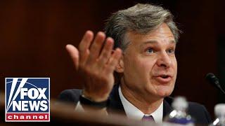 Live: FBI Director Wray testifies before Senate Judiciary Committee