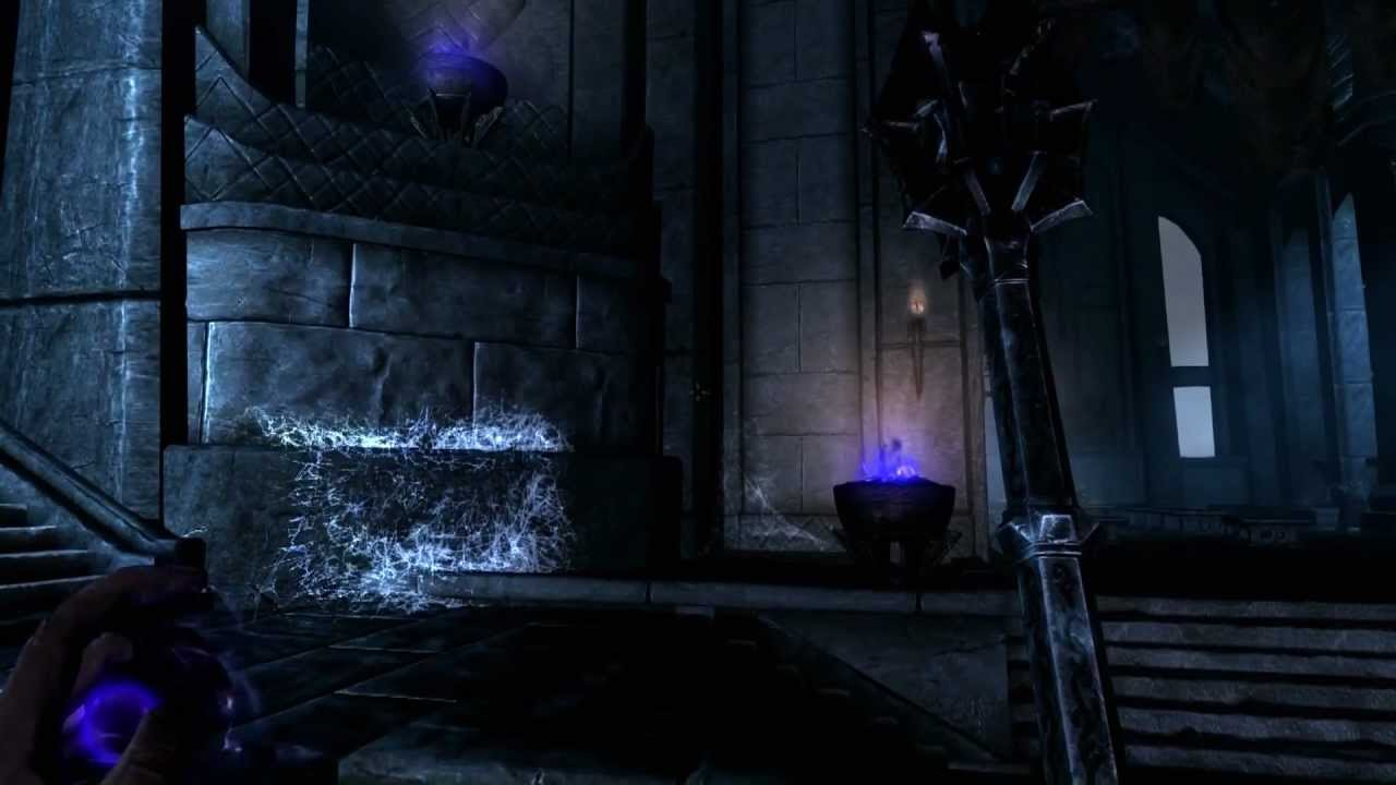 Skyrim Mod Gallery The Shrouded Lair A Vampire Home by