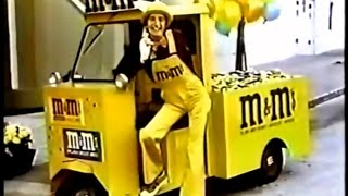 M&M's Candies Man Commercial (1976)
