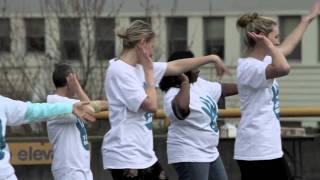 Vancouver Coastal Health Hand Hygiene Dance