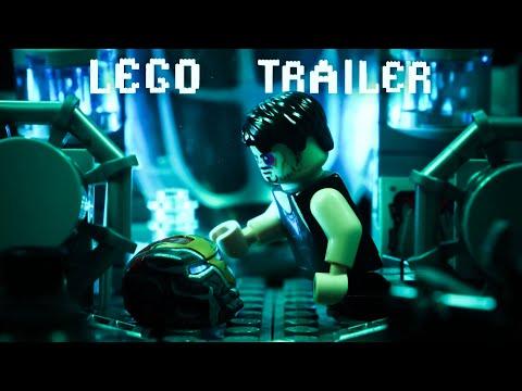 Avengers: Endgame Trailer in LEGO